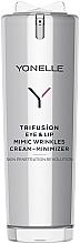 Parfumuri și produse cosmetice Cremă pentru minimizarea liniilor de expresie din jurul ochilor și buzelor  - Yonelle Trifusion Eye & Lip Mimic Wrinkles Cream-Minimizer