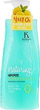 Parfumuri și produse cosmetice Balsam de păr cu alge de mare - Kerasys Naturing Refreshing Conditioner