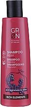 Parfumuri și produse cosmetice Șampon - GRN Rich Elements Pomegranate & Olive Repair Shampoo