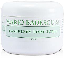 Parfumuri și produse cosmetice Scrub cu extract de zmeură pentru corp - Mario Badescu Raspberry Body Scrub