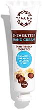 Parfumuri și produse cosmetice Cremă cu unt de shea pentru mâini - Yamuna Shea Butter Hand Cream