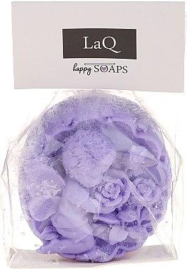 """Săpun natural """"Înger cu trandafiri"""", mov - LaQ Happy Soaps — Imagine N2"""