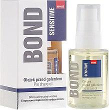 Parfumuri și produse cosmetice Ulei pentru înmuierea pielii înainte de ras - Bond Sensitive Pre Shave Oil