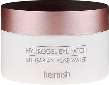 Patch-uri pentru față - Heimish Bulgarian Rose Hydrogel Eye Patch