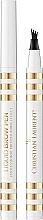 Parfumuri și produse cosmetice Лайнер для бровей с эффектом микроблейдинга - Christian Laurent Liquid Brow Pen