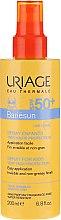 Parfumuri și produse cosmetice Spray de protecție solară pentru copii SPF50+fără miros - Uriage Suncare product