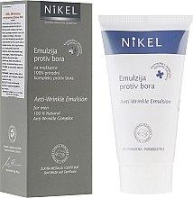 Parfumuri și produse cosmetice Emulsie împotriva ridurilor - Nikel Anti-Wrinkle Emulsion