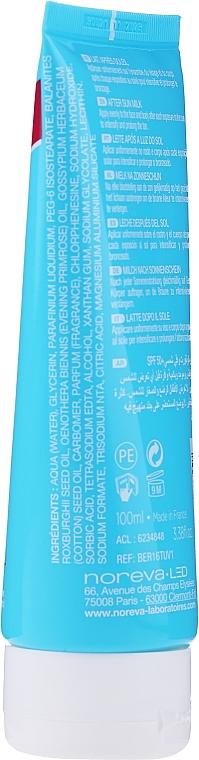 Молочко после загара для лица и тела - Noreva Laboratoires Bergasol Expert After-Sun Milk Face & Body — фото N2