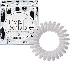 Parfumuri și produse cosmetice Elastic de păr - Invisibobble Original Smokey Eye