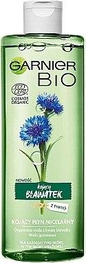 Apă micelară - Garnier Bio Soothing Cornflower Micellar Water