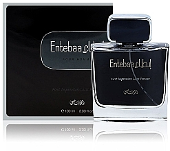 Parfumuri și produse cosmetice Rasasi Entebaa pour Homme - Apă de parfum