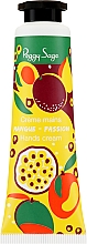 "Parfumuri și produse cosmetice Крем для рук ""Манго и Маракуйя"" - Peggy Sage Fragrant Hand Creams Mango And Passion Fruit"