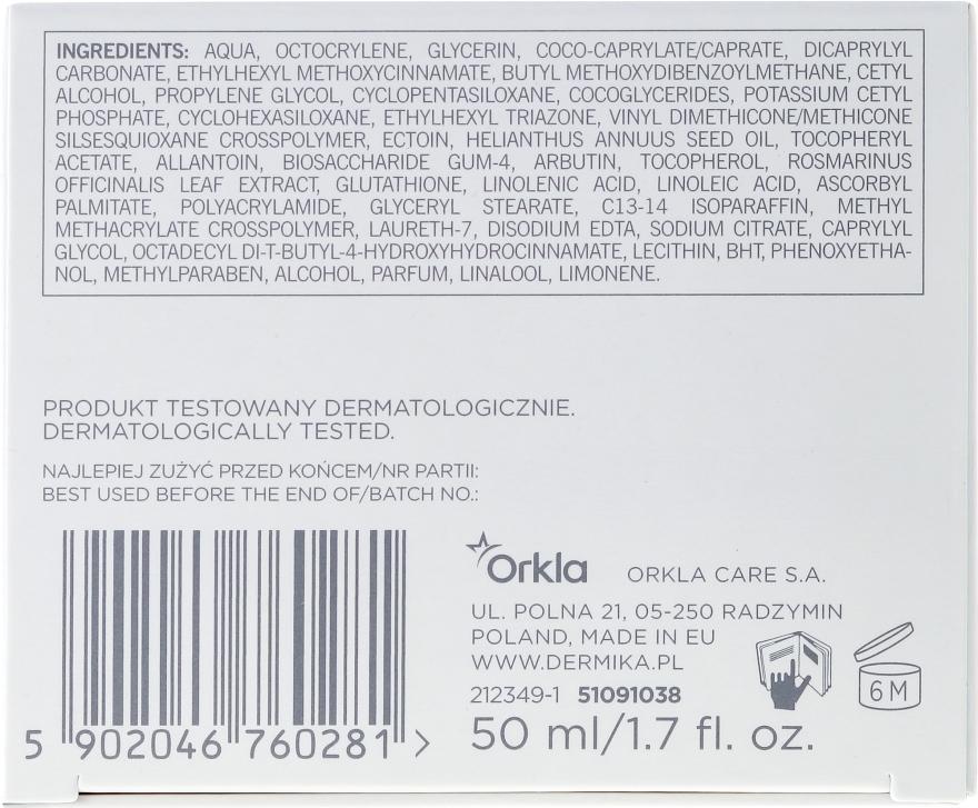 Cremă de zi pentru față - Dermika Bloq-Age Anti-Ageing Cream SPF15 — Imagine N3