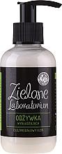 """Parfumuri și produse cosmetice Balsam cu efect de netezire pentru păr """"Ulei de migdale și In"""" - Zielone Laboratorium"""