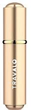 Parfumuri și produse cosmetice Atomizor - Travalo Roma Gold