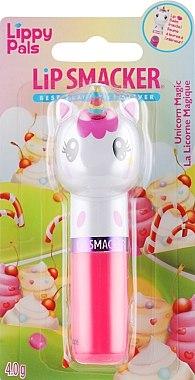 "Balsam de buze ""Unicorn"" - Lip Smacker Lippy Pal Unicorn"