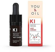 Parfumuri și produse cosmetice Amestec de uleiuri esențiale - You & Oil KI-Wet Cough Touch Of Welness Essential Oil