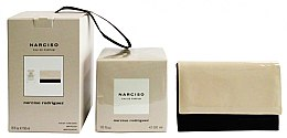 Parfumuri și produse cosmetice Narciso Rodriguez Narciso - Set (edp 50ml + pouch)