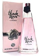 Parfumuri și produse cosmetice Real Time Black Rose - Apă de parfum
