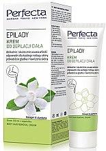 Parfumuri și produse cosmetice Cremă pentru epilat - Perfecta Epilady