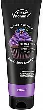 Parfumuri și produse cosmetice Крем-гель для душа - Energy of Vitamins Cream Shower Blueberry Muffin