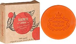 Parfumuri și produse cosmetice Săpun natural - Essencias De Portugal Living Portugal Orange