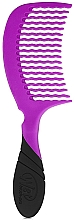 Parfumuri și produse cosmetice Pieptene de păr, mov - Wet Brush Pro Detangling Comb Purple