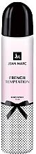 Духи, Парфюмерия, косметика Jean Marc French Temptation - Deodorant