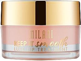 Parfumuri și produse cosmetice Cremă pentru buze - Milani Keep It Smooth Luxe Lip Treatment