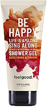 Parfumuri și produse cosmetice Gel de duș - Oriflame Feel Good Be Happy