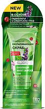 Parfumuri și produse cosmetice Scrub din plante pentru față - Fito Cosmetic Rețete populare