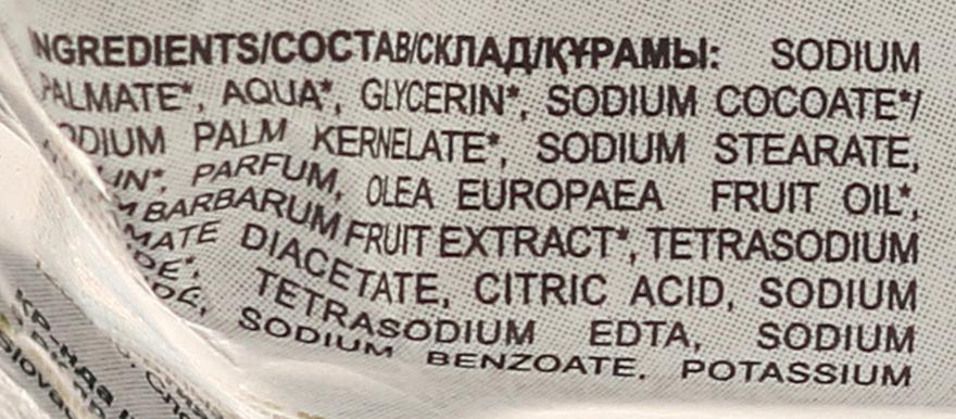 Săpun natural cu extract de goji și argilă roșie - O'Herbal Natural Soap — Imagine N2