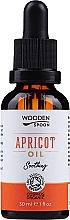 Parfumuri și produse cosmetice Ulei esențial de caise - Wooden Spoon Apricot Oil
