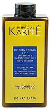 Parfumuri și produse cosmetice Cremă pentru duș - Phytorelax Laboratories Shea Butter Shower Cream 2 in 1