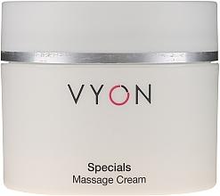 Parfumuri și produse cosmetice Cremă pentru masaj - Vyon Massage Cream