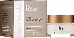 """Parfumuri și produse cosmetice Cremă de față """"Regenerare celulară"""" - Ava Laboratorium Ava Mustela Cream"""