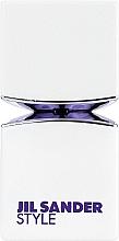 Parfumuri și produse cosmetice Jil Sander Style - Apa parfumată