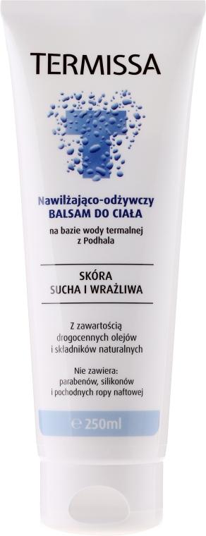 Balsam hidratant pentru corp - Termissa Balm — Imagine N2
