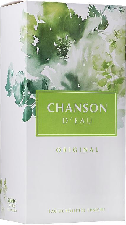 Chanson D`eau Original - Apă de toaletă
