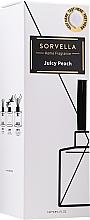 """Parfumuri și produse cosmetice Difuzor de aromă """"Juicy Peach"""" - Sorvella Perfume Home Fragrance Juicy Peach"""