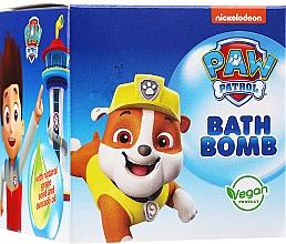 """Parfumuri și produse cosmetice Бомбочка для ванн """"Крепыш"""", грушка - Nickelodeon Paw Patrol"""