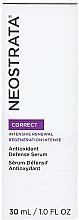 Parfumuri și produse cosmetice Ser pentru față - Neostrata Correct Antioxidant Defense Serum