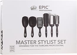 Parfumuri și produse cosmetice Set  - Wet Brush Epic Professional (h/brush/6pcs)