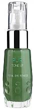 Parfumuri și produse cosmetice Ser pentru pielea din jurul ochilor  - PUR Tone Up Total Eye Fitness