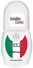 "Parfumuri și produse cosmetice Deodorant Roll-On ""Confort invizibil"" - Breeze Invisible Comfort Deodorante Roll-on"