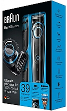 Parfumuri și produse cosmetice Trimmer pentru mustață și barbă - Braun BeardTrimmer BT5040