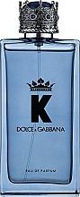Parfumuri și produse cosmetice Dolce&Gabbana K - Apă de parfum