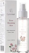 Parfumuri și produse cosmetice Spray pentru față - Commleaf Rose Blooming Mist