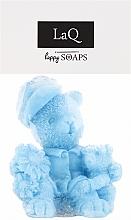 """Parfumuri și produse cosmetice Săpun natural """"Doi ursuleți"""", albastru - LaQ Happy Soaps"""