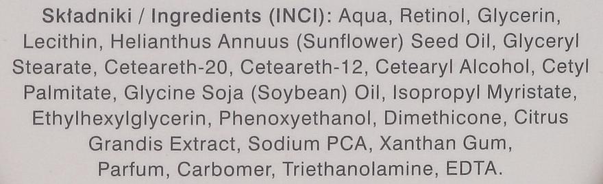 Cremă antirid cu retinol și vitamina C 50+ - Ava Laboratorium L'Arisse 5D Anti-Wrinkle Cream Retinol + Vitamin C — Imagine N4